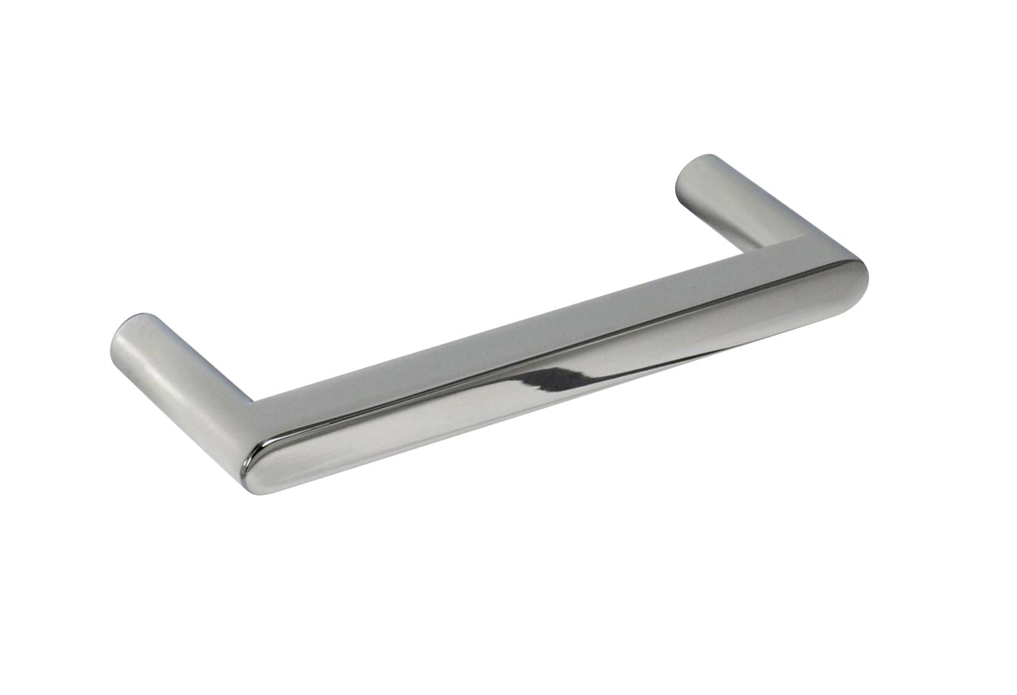#5800 CKP Brand Quantum Collection 3-3/4 in. (96mm) Drawer Pull, Polished Chrome